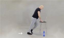 Testez la marche circulatoire